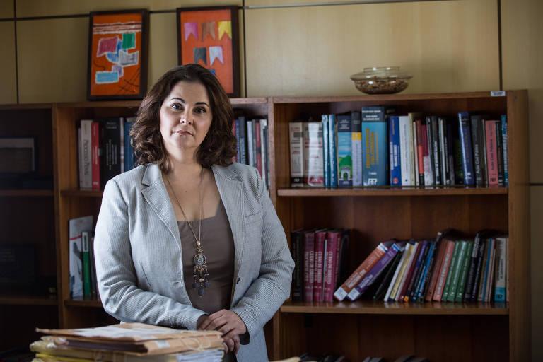 Eugênia Gonzaga, do Ministério Público Federal,  é presidente da Comissão Especial de Mortos e Desaparecidos Políticos da Presidência da República