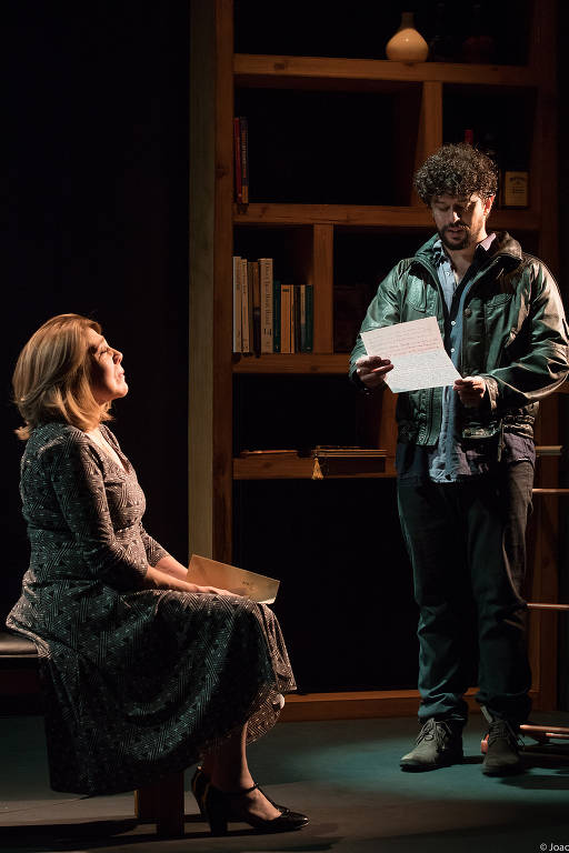 Veja imagens da peça 'Golondrina'