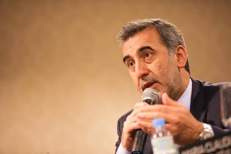 Edison Lanza, relator especial para a liberdade de expressão da Comissão Interamericana de Direitos Humanos