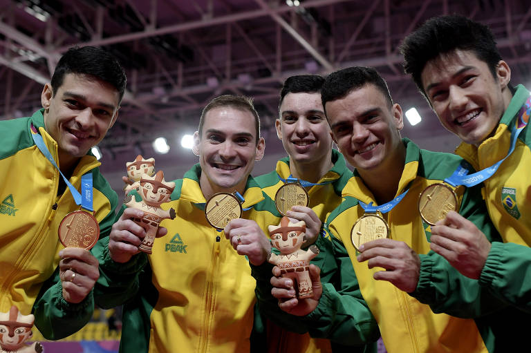 Medalhas para o Brasil no Pan-2019