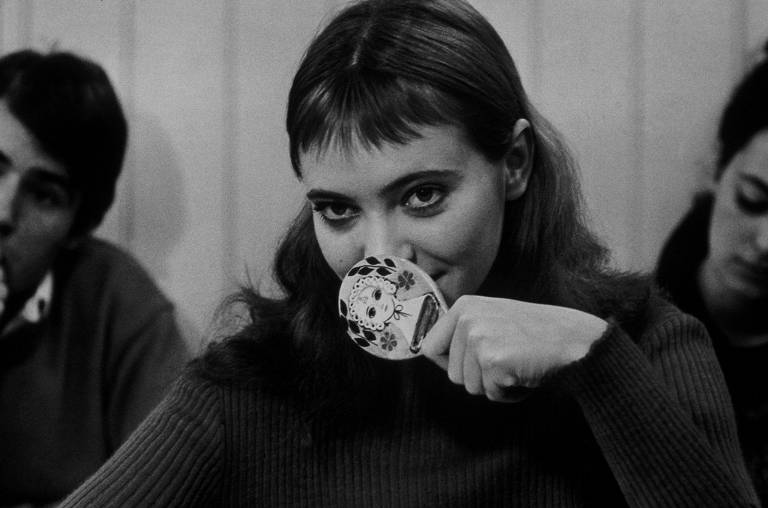 Morre Anna Karina, atriz símbolo da nouvelle vague