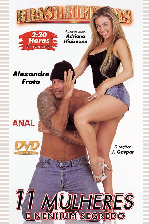 Famosos que já fizeram filme pornô