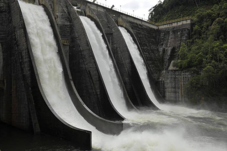 Reserva Legado das Águas, no interior de SP