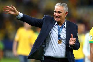 Copa America Brazil 2019 - Final - Brazil v Peru