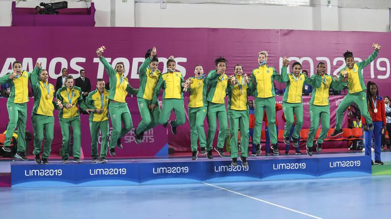 Medalhas para o Brasil no Pan 2019