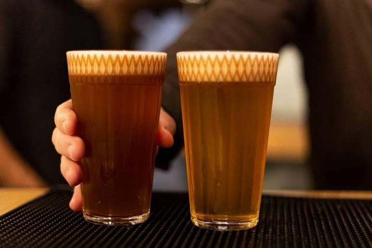 Cervejas do Canoa Cervejaria