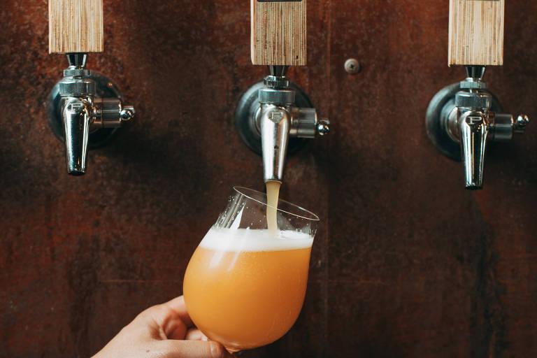Dia da Cerveja inspira roteiro com 664 torneiras em SP