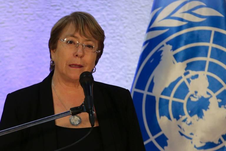 Michelle Bachelet foi a presidente do Chile por dois mandatos, o último encerrado em 2018