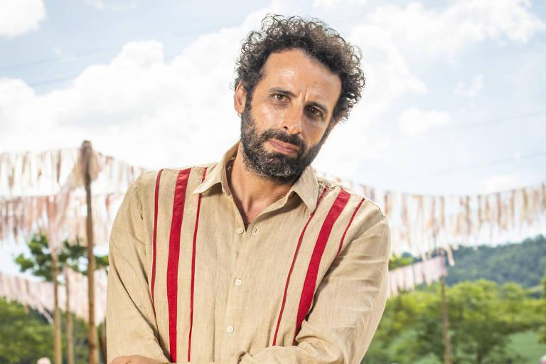 Adão ( César Ferrario ) em 'A Dona do Pedaço'