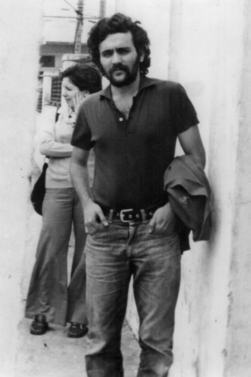 Fernando Santa Cruz, desaparecido político