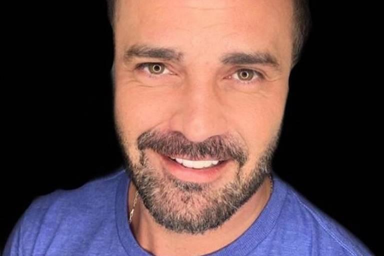 O ator Rodrigo Phavanello