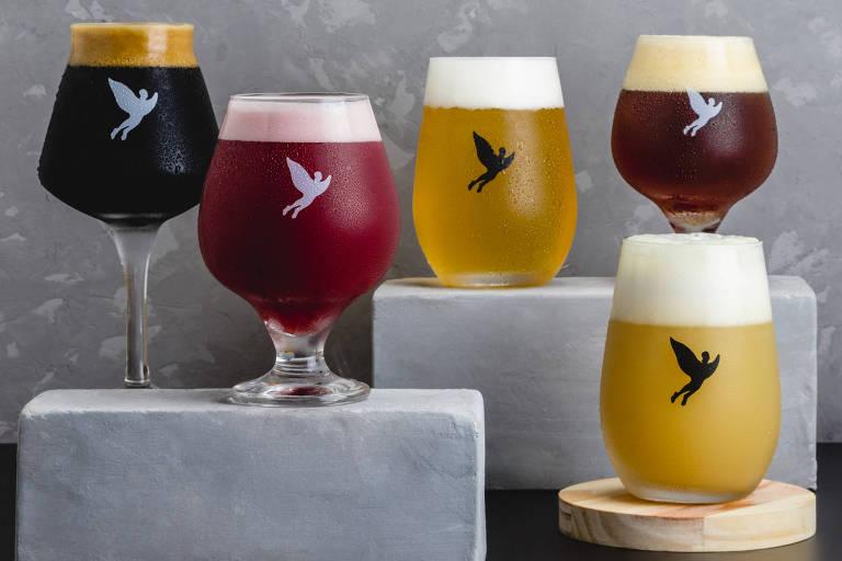 Cervejas da Trilha