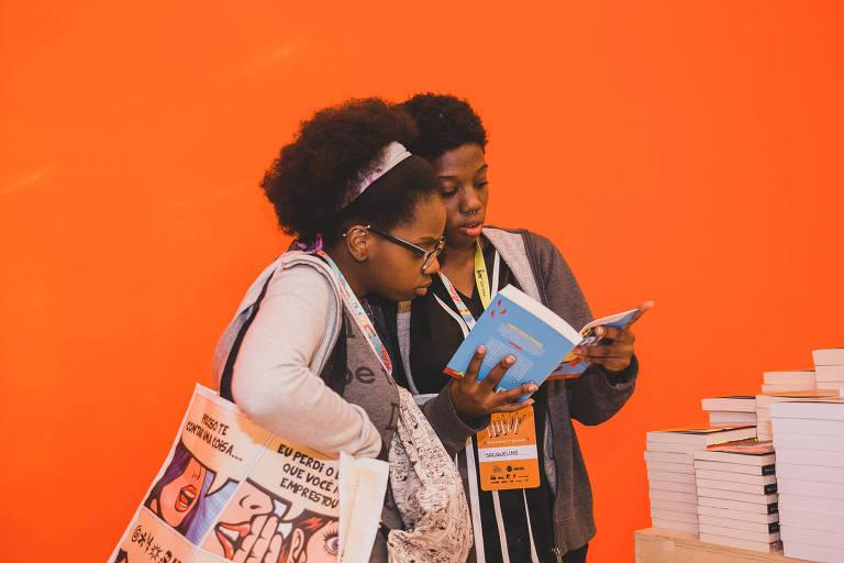 Participantes na edição anterior da Flipop