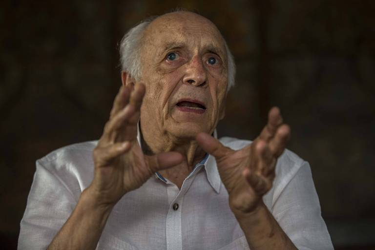 O diplomata Rubens Ricupero, ex-ministro da Fazenda no governo Itamar e ex-embaixador do Brasil nos Estados Unidos