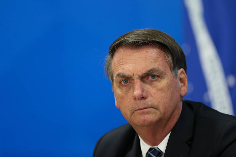 Presidente da República, Jair Bolsonaro (PSL)
