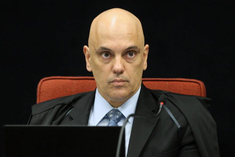 Depois de Fux, Moraes também pede à PF íntegra de mensagens ...