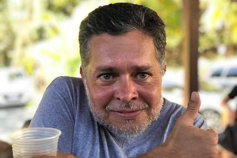 Jornalista Paulo Carvalho