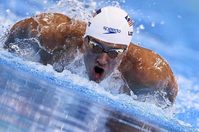 Após mentira na Rio-16 e punição por doping, Ryan Lochte volta a competir