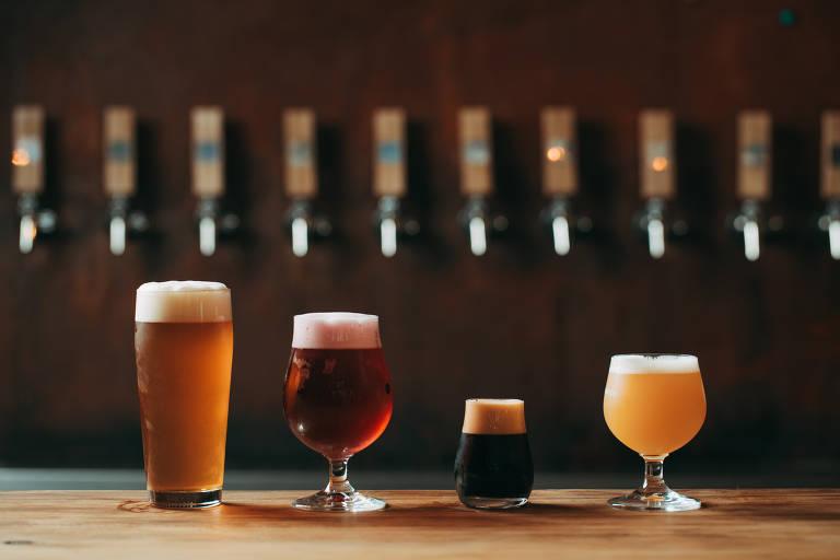 Croma Beer Co. fabrica as próprias cervejas na zona oeste