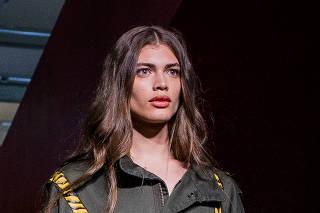Valentina Sampaio, modelo transgênero da L'Oreal