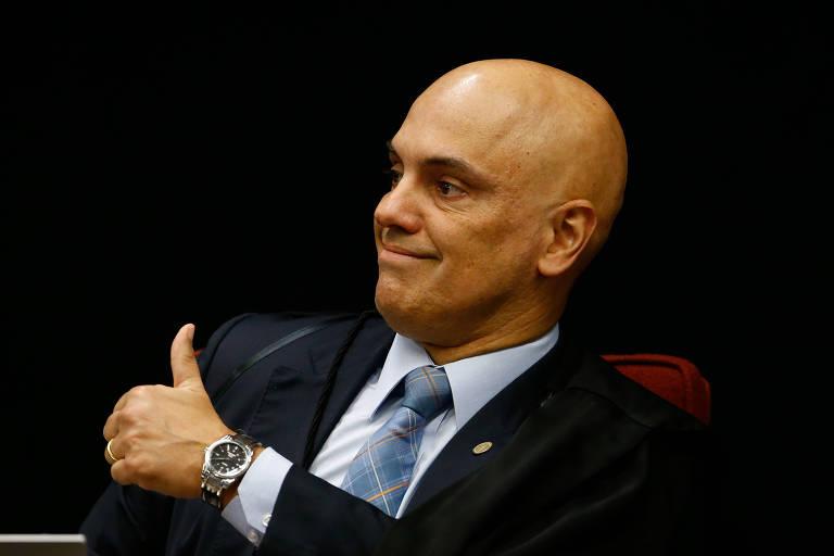 O ministro Alexandre de Moraes (STF)