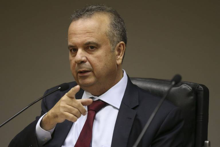 O secretário especial de Previdência e Trabalho, Rogério Marinho, que defende que não cabe ao Estado tutelar os sindicatos