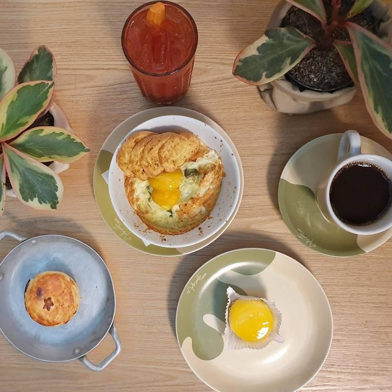 Coffee Stories celebra o mês de aniversário de Burle Marx com menu especial, que alguns dos itens favoritos do paisagista