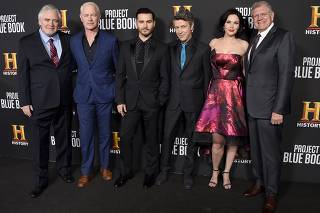 Premiere For History Channel's
