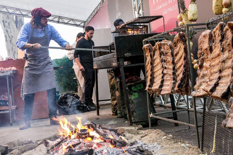 Confira o primeiro dia do Festival Fartura, em São Paulo