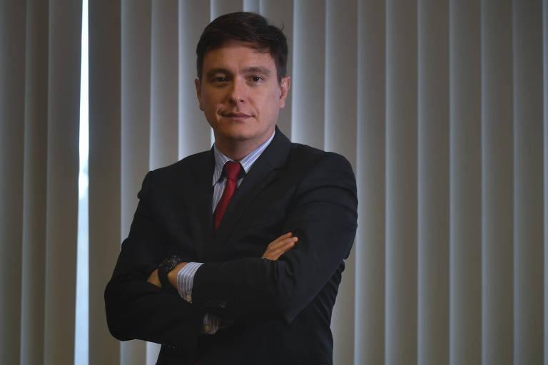 Bruno Dalcolmo, 39, secretário de Trabalho do Ministério da Economia