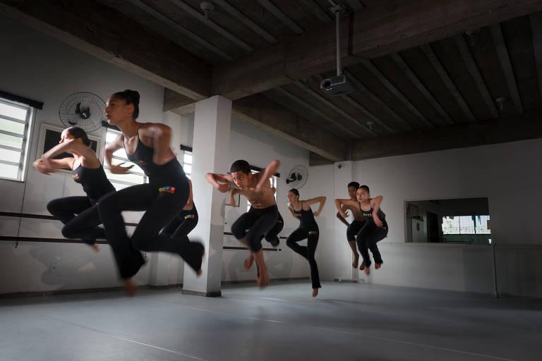 Balé de Paraisópolis ganha prêmios no maior festival da América do Sul