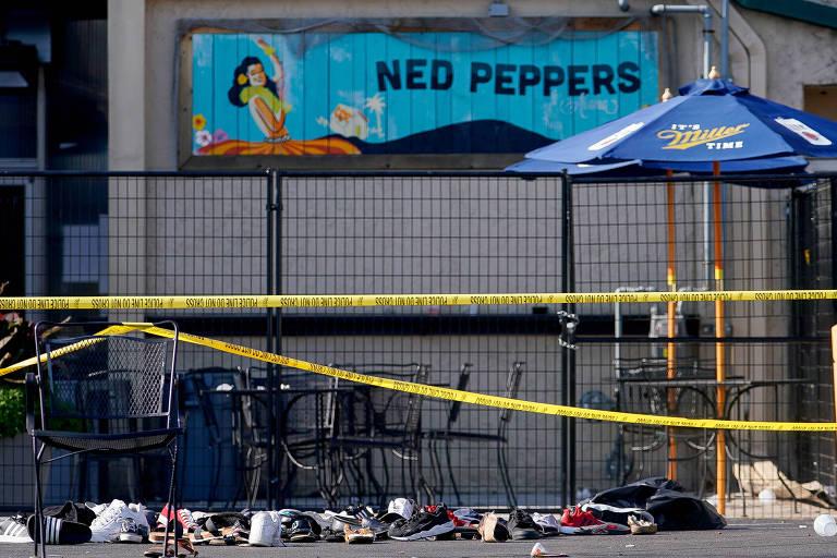 Atirador mata nove pessoas em Dayton, Ohio