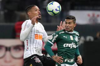 Brasileiro Championship - Corinthians v Palmeiras