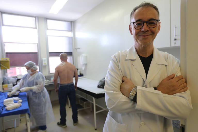Ala de queimados do Hospital do Tatuapé recebe 30 pacientes por dia