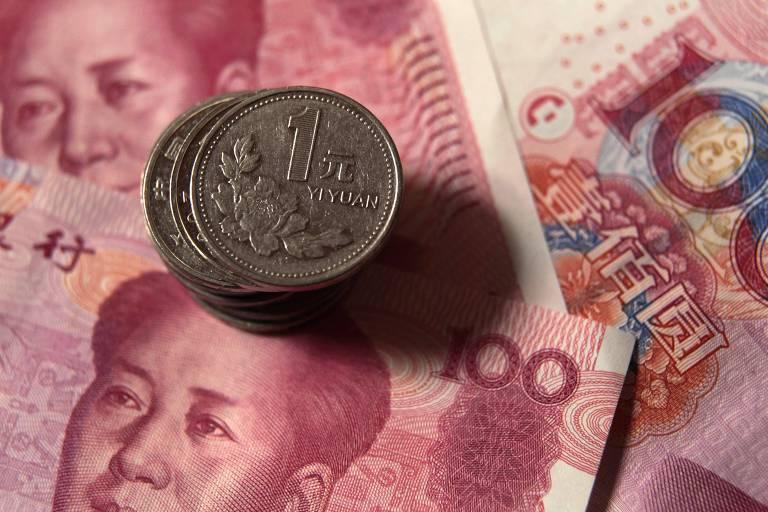 Moeda chinesa tem desvalorização após escalada da guerra comercial