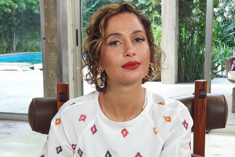 Camila Pitanga apresenta o Superbonita, do GNT