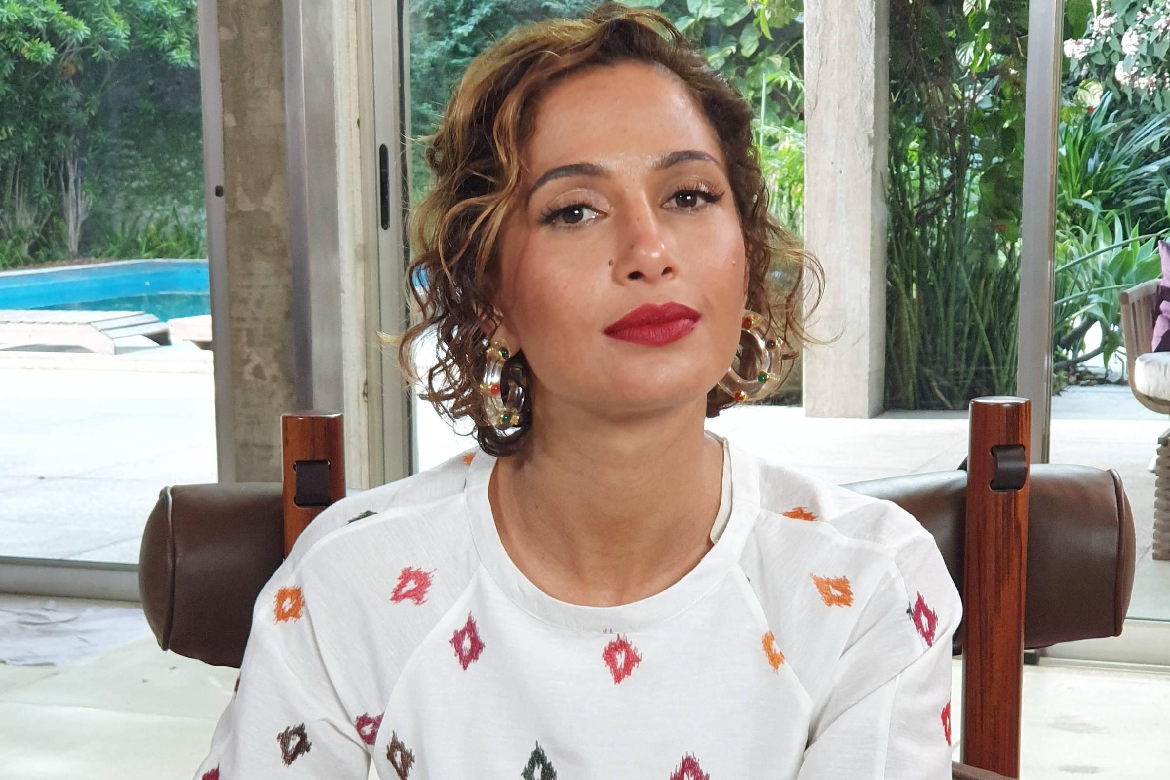 Fotos De Camila Pitanga Nua f5 - celebridades - camila pitanga vence processo contra a