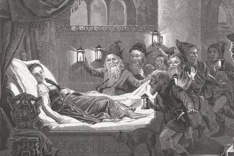 História de baronesa inspirou irmãos Grimm