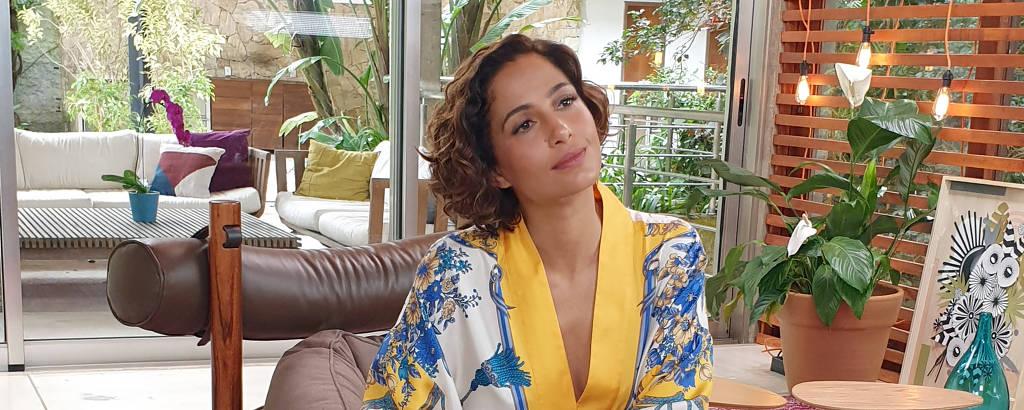Camila Pitanga é a nova apresentadora do Superbonita, do GNT