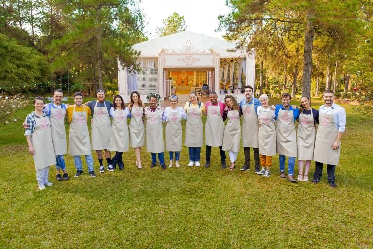 Participantes Do Bake Off Brasil 5ª Temporada 06 08 2019