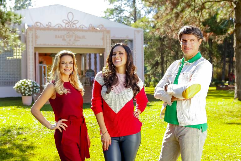 Participantes do 'Bake Off Brasil'  - 5ª Temporada
