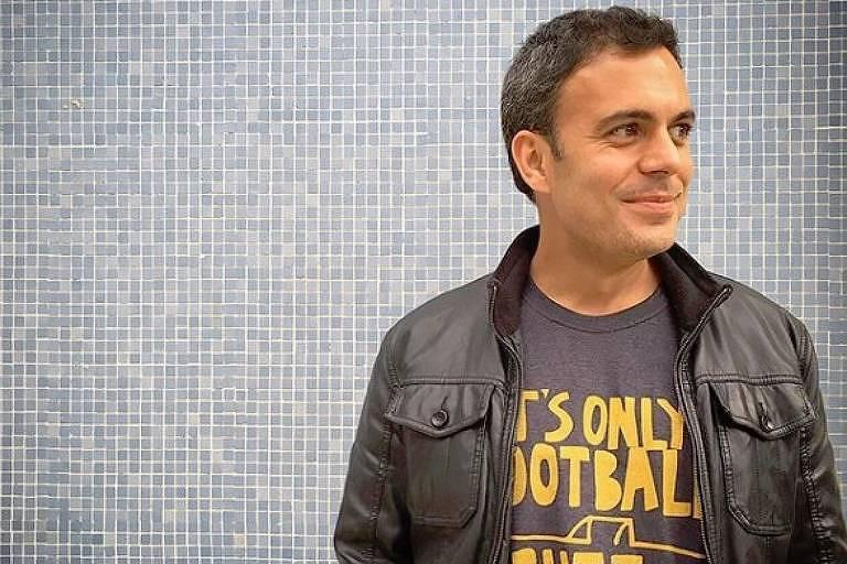 Tiago Maranhão, apresentador que deixa o SporTV