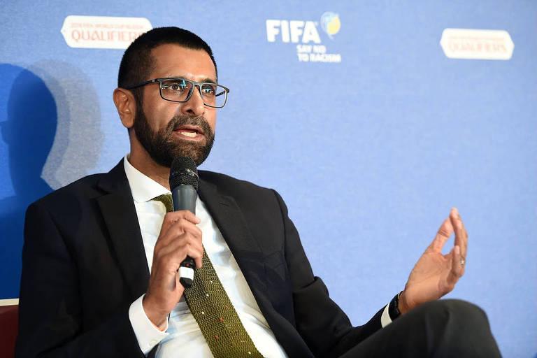 Piara Powar fala sobre o sistema de monitoramento de casos de discrimação a ser usado pela Fare Network nas eliminatórias para a Copa do Mundo