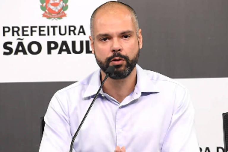 Prefeito Bruno Covas