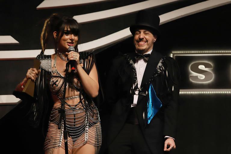 Dreadhot e Alemão recebem troféus no Prêmio Sexy Hot 2019
