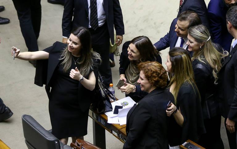 Votação do 2º turno da reforma da Previdência