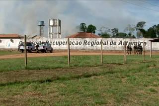 Vistoria acha presos de Altamira sem remédios, visita e banho de sol após massacre