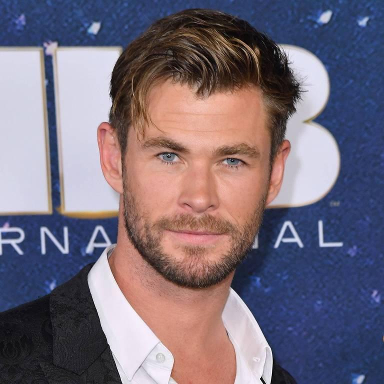 "Chris Hemsworth na premiere de ""Men In Black: International"""