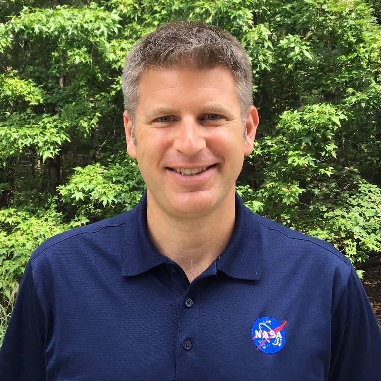 Douglas Morton, diretor do  Laboratório de Ciências Biosféricas no Centro de Voos Espaciais da Nasa