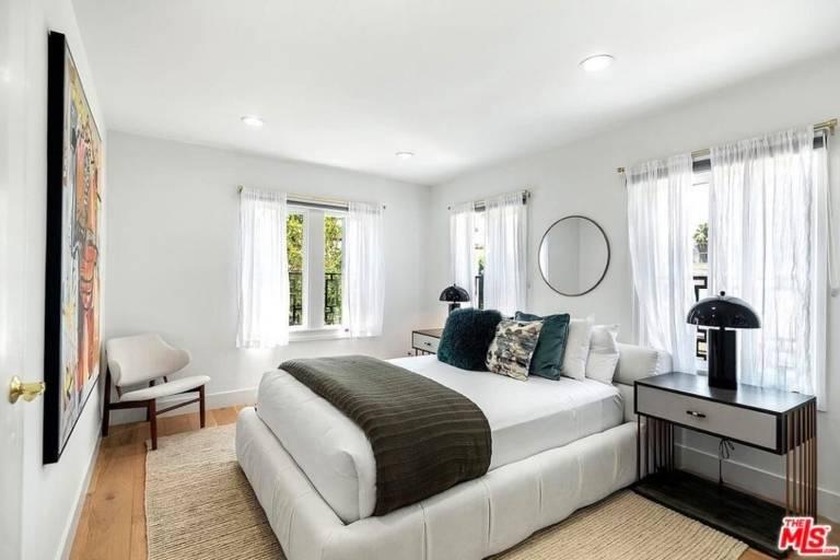 Imagens da mansão de Meghan Markle em Los Angeles